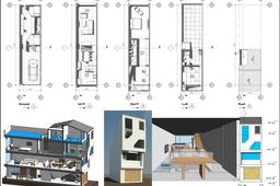 House 4x15m