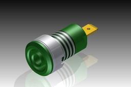 4mm Safety Banana Socket - MC 23.3060-25