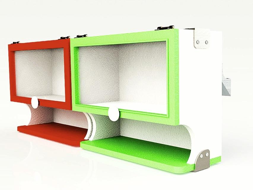 Mini Kitchen Set Mini Kitchen Set Solidworks  3D Cad Model  Grabcad