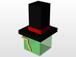 Posh Minecraft Slime
