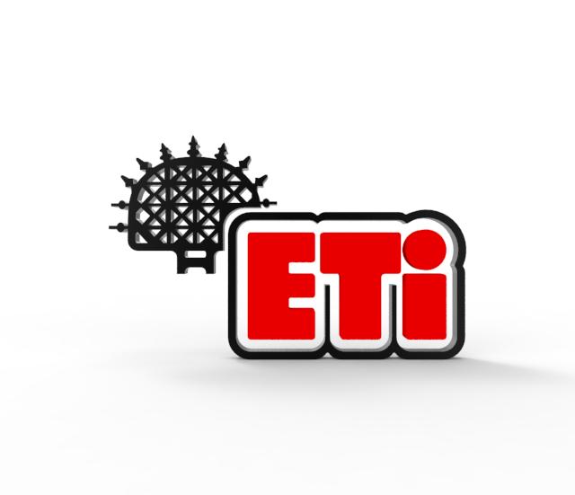 Eti logo | 3D CAD Model Library | GrabCAD