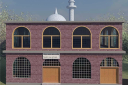 Simple Mosque Project