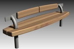 Seat Bench (WHMTA)