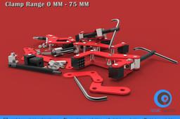 Clamp Range 0 MM - 75 MM