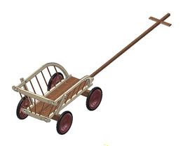 """Handcart """"Bollerwagen"""""""