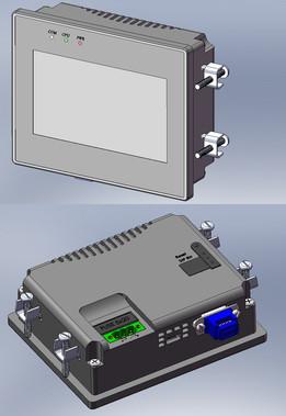 HMI - Mematron PV-6050WV2