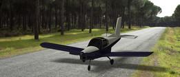 """""""Zlin 42M"""" Airplane"""