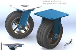 wheel casters
