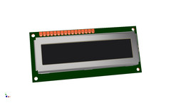 LCD Display 16x2 Arduino 162C Series Module