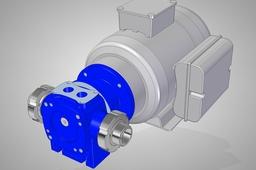 Motor & Direct Drive Pump