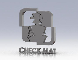 Simbolo Check Mat