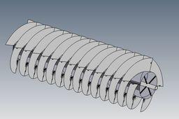 Archimedean Hydro Screw