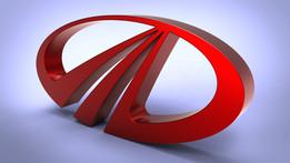 Request: Mahindra navistar 3d logo