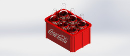 SIX PACK COCACOLA