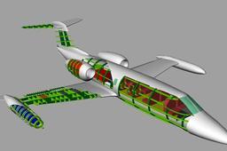 Bombardier, Learjet 35