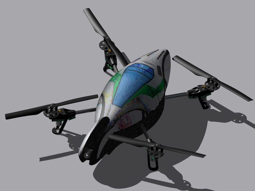 parrot - Recent models | 3D CAD Model Collection | GrabCAD Community