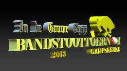 Bandstoottoernooi 2013