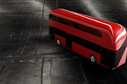 British Double Decker Bus