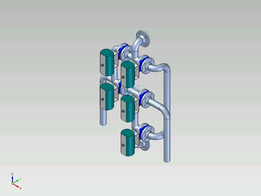 valve tree DN50