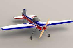 Yak-55 RC Airplane