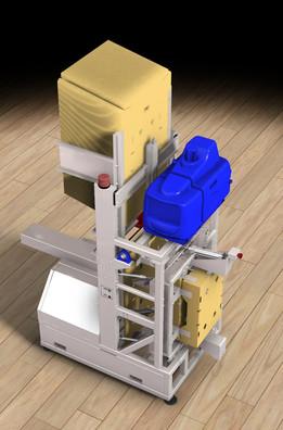 Vertical Case Erector