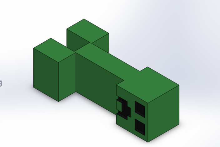 Minecraft crepper