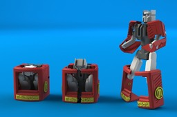 MakerBot transformer