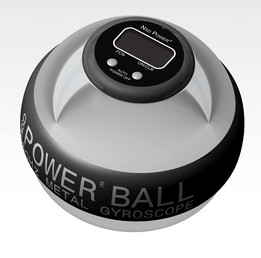 POWER BALL 350Hz METAL GYROSCOPE