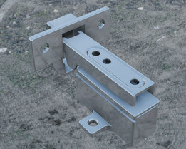 Concealed 32mm Inset Hinge