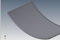 Sheet metal example