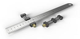 Ruler stop (Metric)