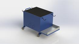 Table for handheld plasma