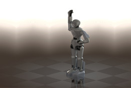 RoboSavvy Humanoid Design - MV-03