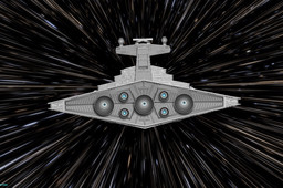 Imperial Star Destroyer Imperator Class