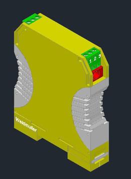 Weidmuller Current converter