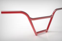 BMX Bicycle 4 Piece Handlebar