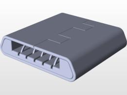 micro USB head