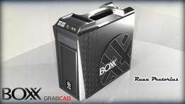 BOXX fade-able Black Concept 5