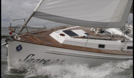 Saare Yacht further refinement