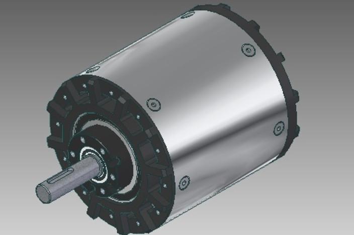 Rv 100 pro outrunner brushless motor parasolid step for Brushless motor ceramic bearings