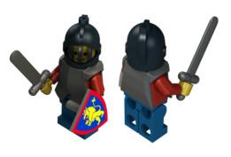 Lego Minifig Castle Kit 1