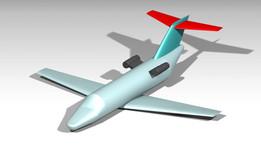 Cessna Citation Mustang Model