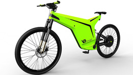 Electric bicycle  VD_concept