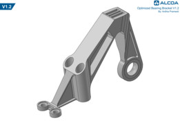 Optimized Alcoa Bearing Bracket V1.2