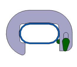 handrail clamp #02