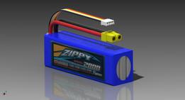 Li-PO Battery 2800