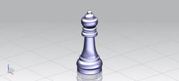 chess piece 3