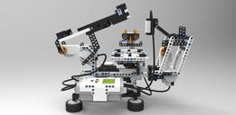 NXT LEGO Rubik's Cube Solver
