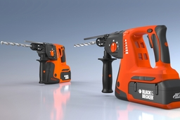 Black & Decker SDS Drill