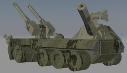 Dual Weapon System